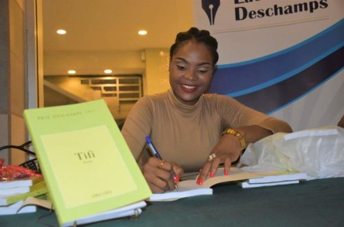 Article : Tifi : une vente-signature réussie pour Saïka Céus