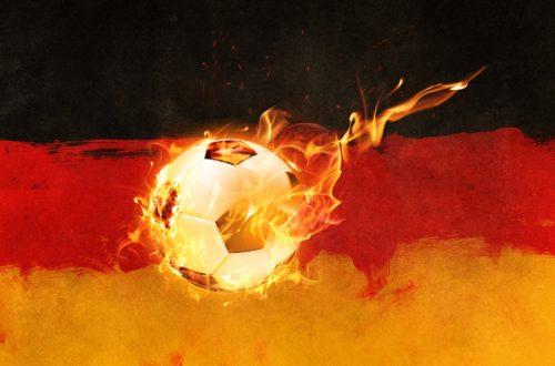 Article : Mondial 2018 : Je supporte l'Allemagne, et vous ?