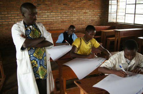 Article : Il faut sauver le système éducatif haïtien
