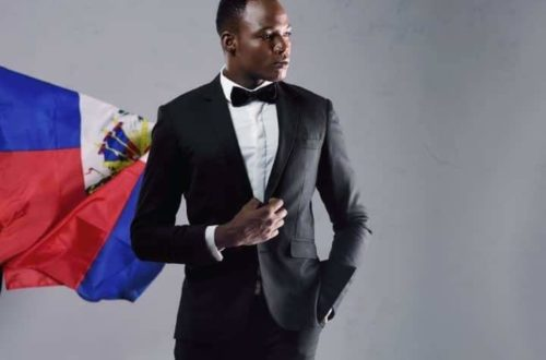 Article : Billy Phrison Vilmond, Mister Franco Haïti 2019